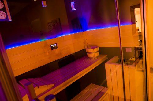 HOTEL & SPA ALMORIA DEAUVILLE – ©stephaneleroy –SPA Privatif - Sauna
