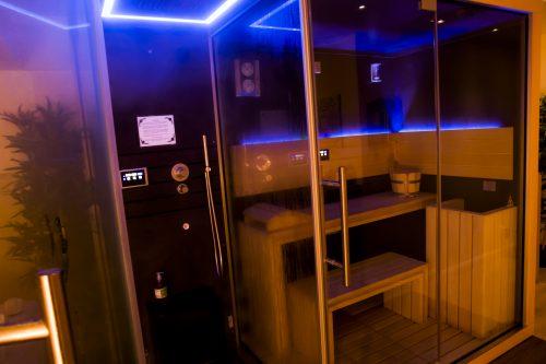 HOTEL & SPA ALMORIA DEAUVILLE – ©stephaneleroy –SPA Privatif - Sauna / Hammam