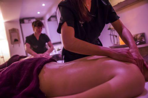 HOTEL & SPA ALMORIA DEAUVILLE – ©stephaneleroy – Massages