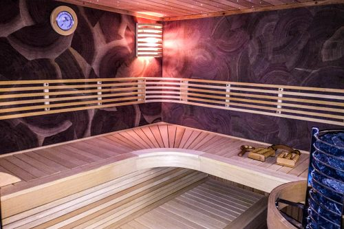 HOTEL & SPA ALMORIA DEAUVILLE – ©Almoria – SPA Accès libre - Sauna