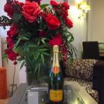 50 points Bouteille de champagne 75cl
